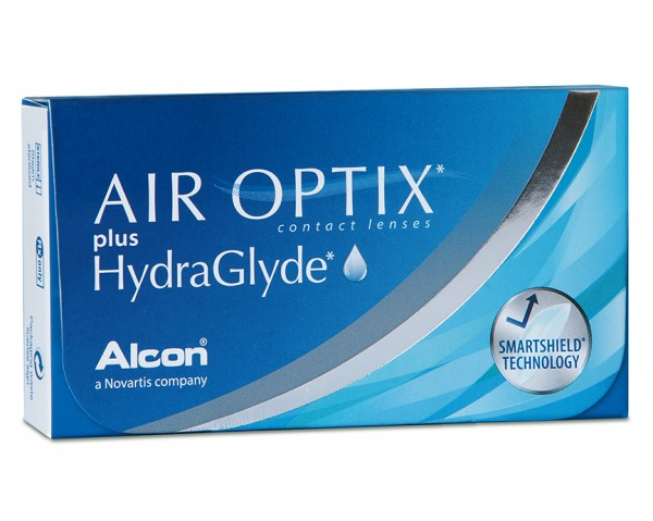 Air Optix mit HydraGlyde