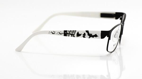 eye:max Wechselbügel 5633.03 Kunststoff Fledermaus weiß 135mm