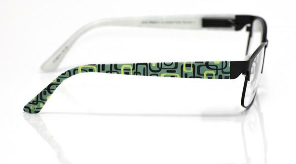 eye:max Wechselbügel 5867.01 Kunststoff Fernseher 50er grün 135mm