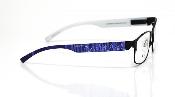 eye:max Wechselbügel 5683.07 Kunststoff Aachen blau 138mm