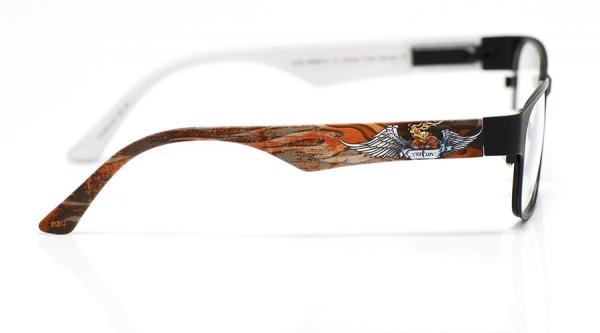 eye:max Wechselbügel 5411.02 Kunststoff Flügel, Herz, Flammen, rot 135mm