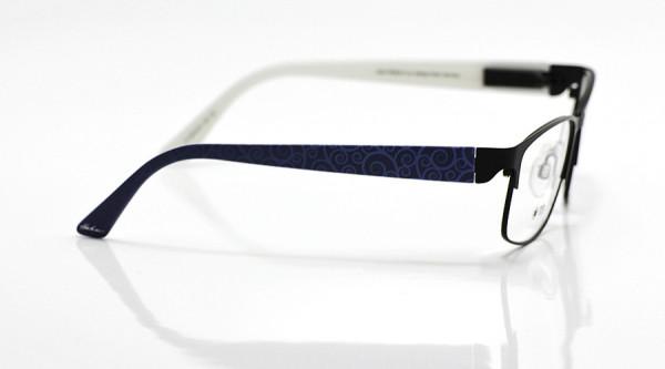 eye:max Wechselbügel 5670.04 Kunststoff Curly blau 135mm