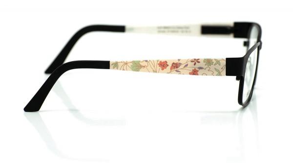 eye:max Wechselbügel 5445.021 Kunststoff naivgemaltes Blumenmuster 135mm