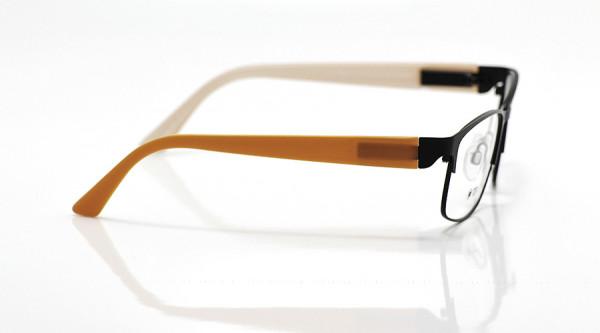 eye:max Wechselbügel 5603.08 Kunststoff orange Perleffekt 135mm