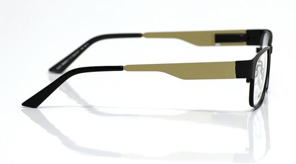 eye:max Wechselbügel 5526.11 Edelstahl gold matt 140mm