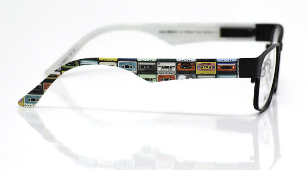 eye:max Wechselbügel 5569.01 Kunststoff Musik Kassetten 135mm
