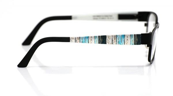 eye:max Wechselbügel 5484.01.135 Kunststoff holzstruktur 135mm