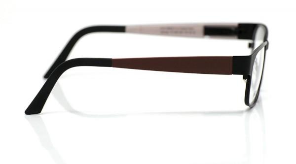 eye:max Wechselbügel 5601.481 Kunststoff braun matt 135mm