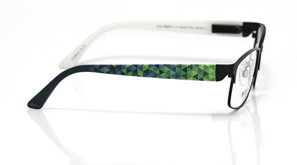 eye:max Wechselbügel 5697.01 Kunststoff Dreieck grün 135mm