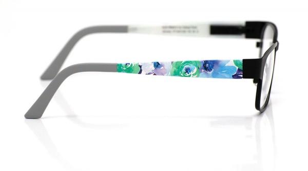 eye:max Wechselbügel 5437.032 Kunststoff Aquarellbüten 135mm