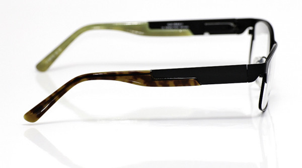 eye:max Wechselbügel 5647.05 Kunststoff havanna/grün 140mm