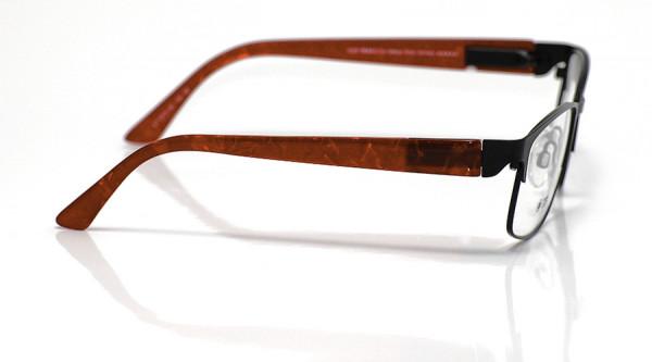 eye:max Wechselbügel 5701.90 Kunststoff rot marmoriert 135mm
