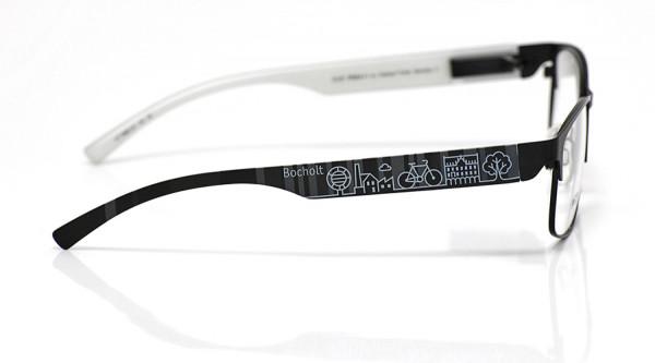 eye:max Wechselbügel 5880.04 Kunststoff Bocholt schwarz 138mm