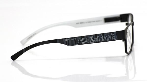 eye:max Wechselbügel 5896.0284 Kunststoff New York 138mm