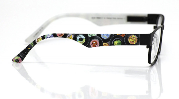 eye:max Wechselbügel 5569.02 Kunststoff Single Schallplatten 135mm