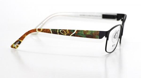 eye:max Wechselbügel 5666.03 Kunststoff Herbst braun/grün 135mm