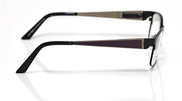 eye:max Wechselbügel 5700.148 Edelstahl lila gun Aluminium 140mm