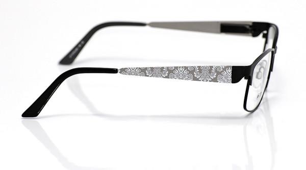eye:max Wechselbügel 5700.200 Edelstahl silber/Barock 140mm
