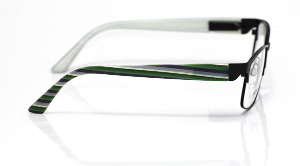 eye:max Wechselbügel 5701.278 Kunststoff Streifen 135mm