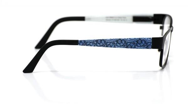 eye:max Wechselbügel 5557.061 Kunststoff Spitze blau 135mm