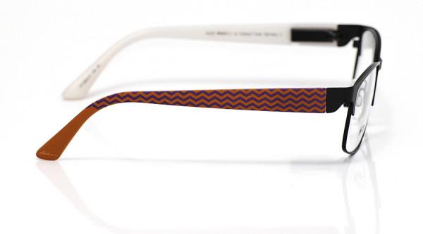 eye:max Wechselbügel 5822.21 Kunststoff zickzack lila rot 135mm