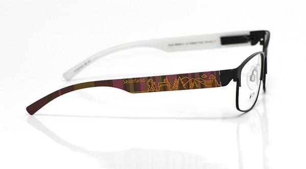 eye:max Wechselbügel 5814.02 Kunststoff Sauerland braun lila 138mm