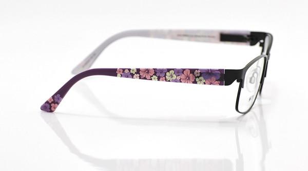 eye:max Wechselbügel 5678.03 Kunststoff lila/Hibiskus 135mm