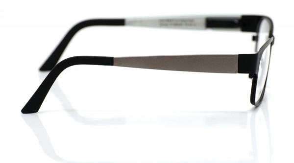 eye:max Wechselbügel 5604.091 Kunststoff grau metallic 135mm