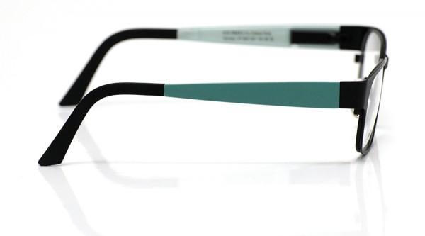 eye:max Wechselbügel 5601.361 Kunststoff beryl green matt 135mm