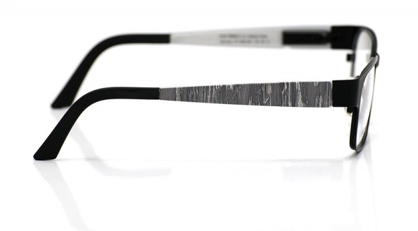 eye:max Wechselbügel 5593.091 Kunststoff Holzoptik 135mm