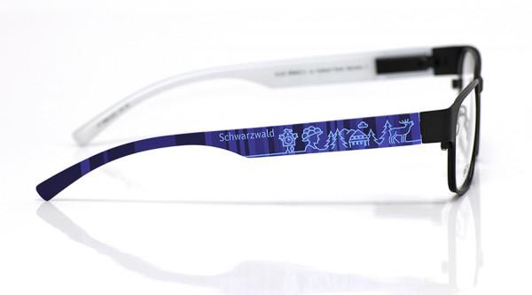 eye:max Wechselbügel 5896.0202 Kunststoff Schwarzwald blau 138mm
