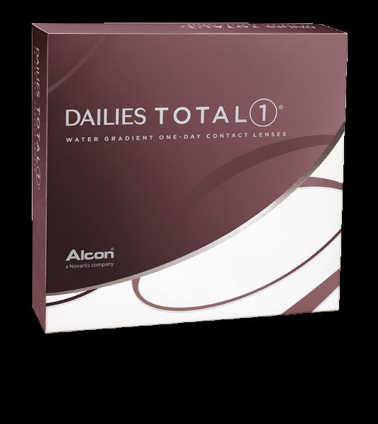 Alcon Dailies Total 1 90er Paket Kontaktlinsen