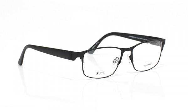 eye:max Brillenfassung 5764.0001 black tie (schwarz matt)