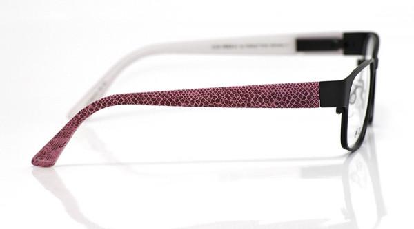 eye:max Wechselbügel 5552.04 Kunststoff Echsenhaut magenta 135mm