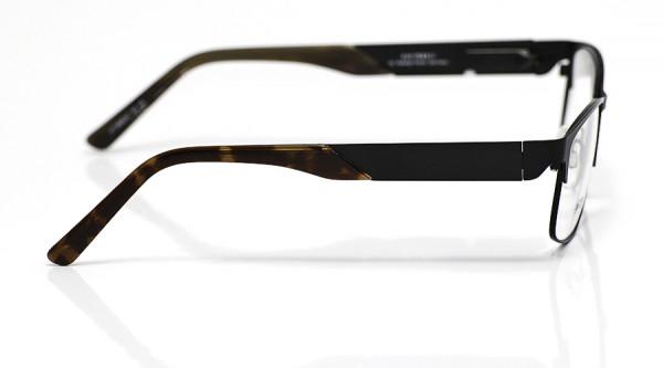 eye:max Wechselbügel 5648.02 Kunststoff havanna/grau 140mm
