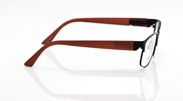eye:max Wechselbügel 5604.03 Kunststoff rot metallic 135mm