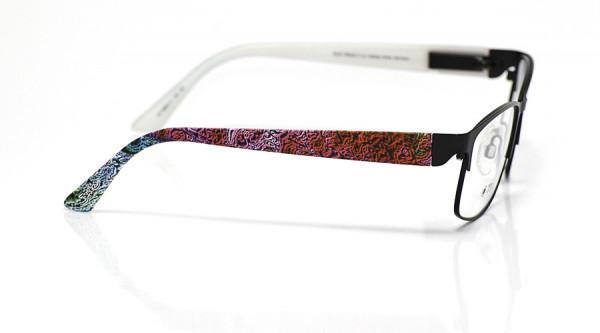eye:max Wechselbügel 5664.11 Kunststoff Aurora rot 135mm