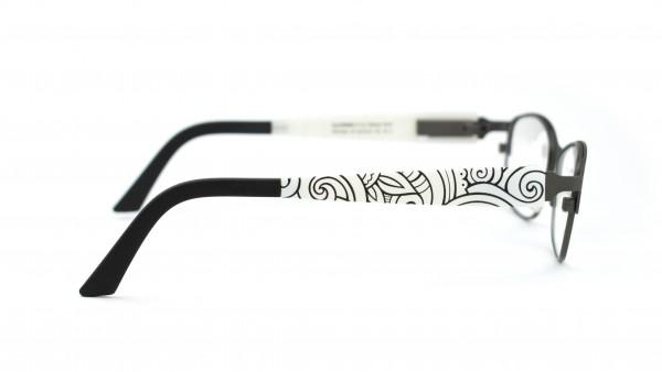 eye:max Wechselbügel 5579.20 Grafik, erhaben, Kunststoff 135mm