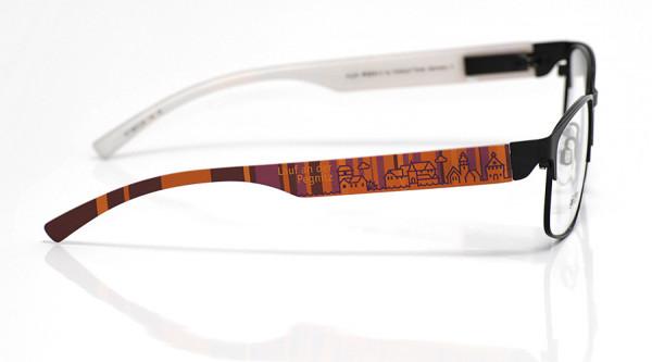eye:max Wechselbügel 5873.06 Kunststoff Lauf rot lila 138mm