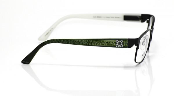 eye:max Wechselbügel 5698.03 Kunststoff keltischer Knoten grün 135mm