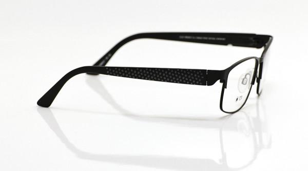 eye:max Wechselbügel 5629.01 Kunststoff schwarz Punkte 3D 135mm