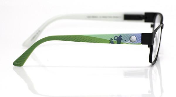 eye:max Wechselbügel 5556.04 Kunststoff Golfspieler h.grün 135mm