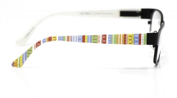 eye:max Wechselbügel 5895.01 Kunststoff Streifenkringel rot/grün 135mm