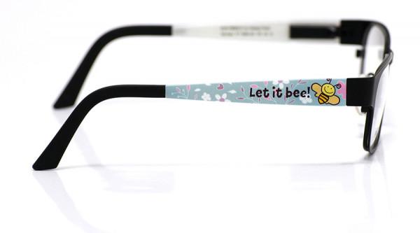 eye:max Wechselbügel 5695.20 Kunststoff Biene, Let it bee! 135mm