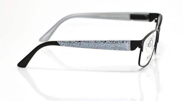 eye:max Wechselbügel 5627.07 Kunststoff blau Spiegel 135mm