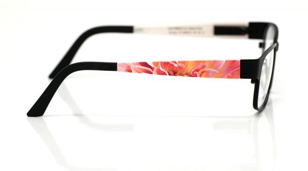 eye:max Wechselbügel 5469.04 Kunststoff Blumenmuster 135mm