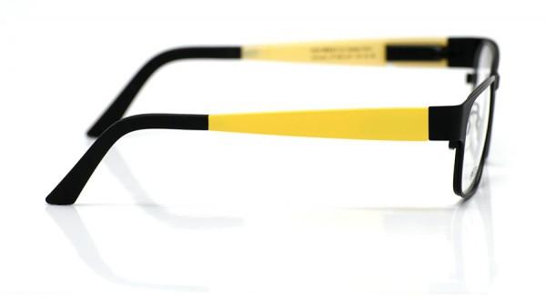 eye:max Wechselbügel 5601.541 Kunststoff gelb matt 135mm