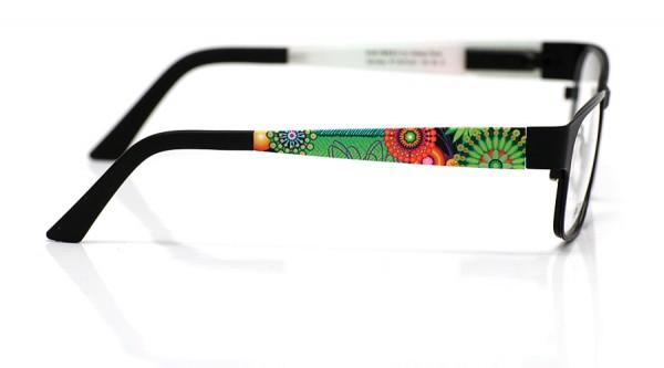 eye:max Wechselbügel 5573.031 Kunststoff Blumen grün 135mm