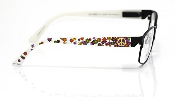 eye:max Wechselbügel 5803.04 Kunststoff Peace weiß 135mm