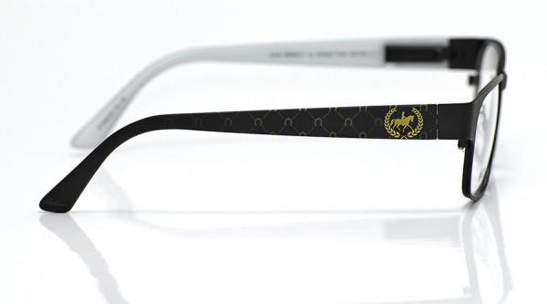 eye:max Wechselbügel 5554.06 Kunststoff Dressur braun 135mm